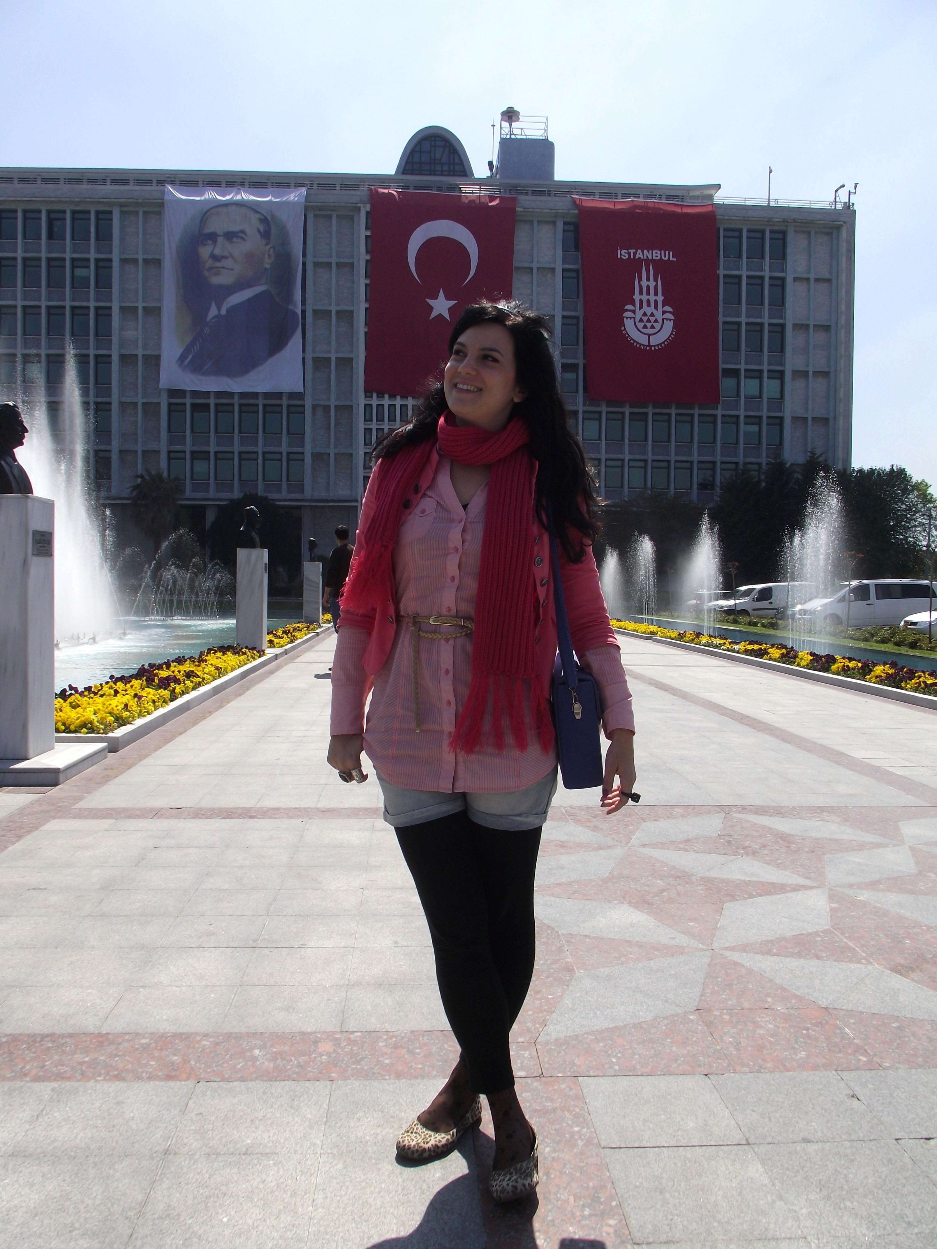 Lulu em Istambul