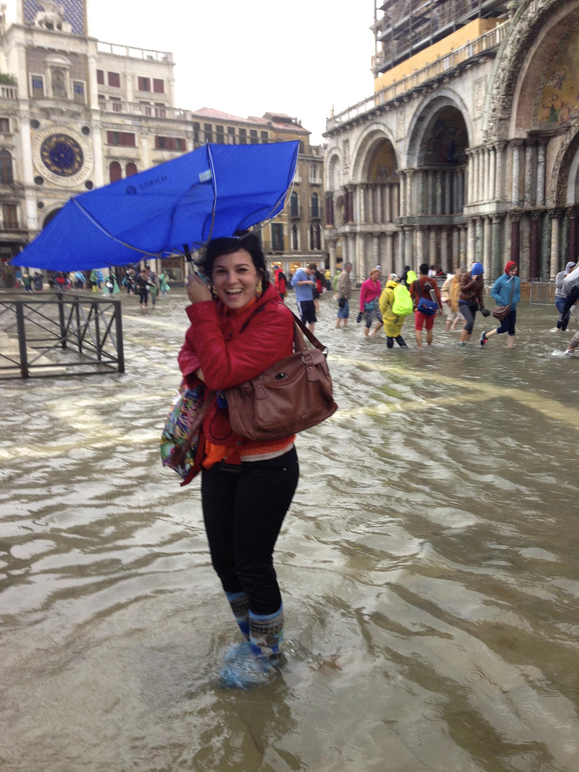 Lulu em Veneza