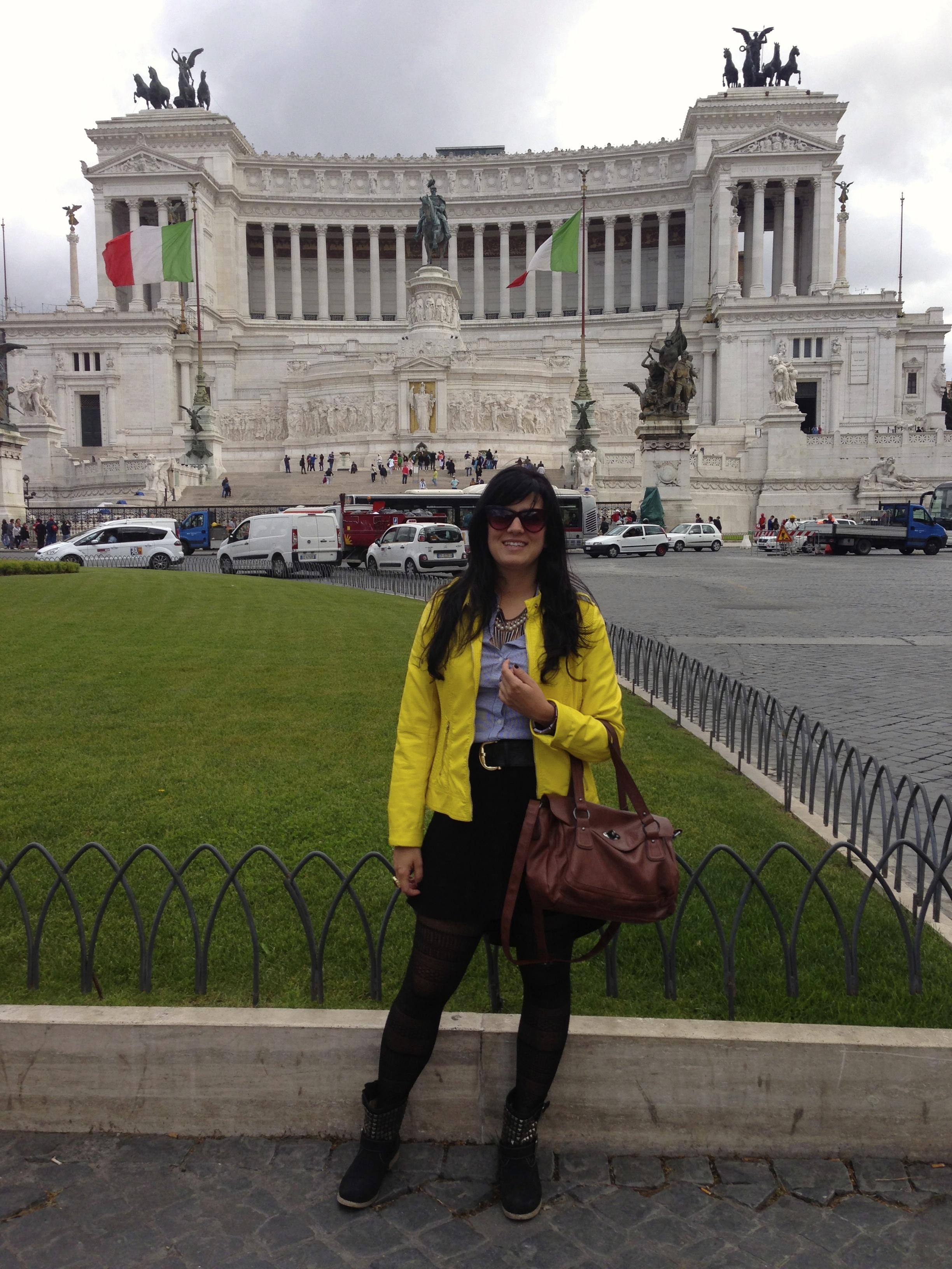 Lulu em Roma