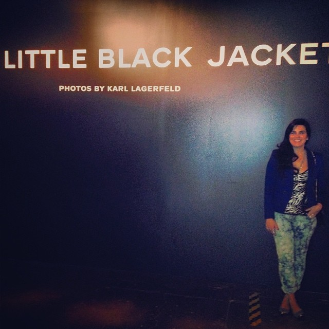 The Little Black Jacket 17