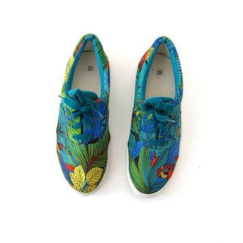 Lulu no Pais das Maravilhas Sapatos para Santorini 1