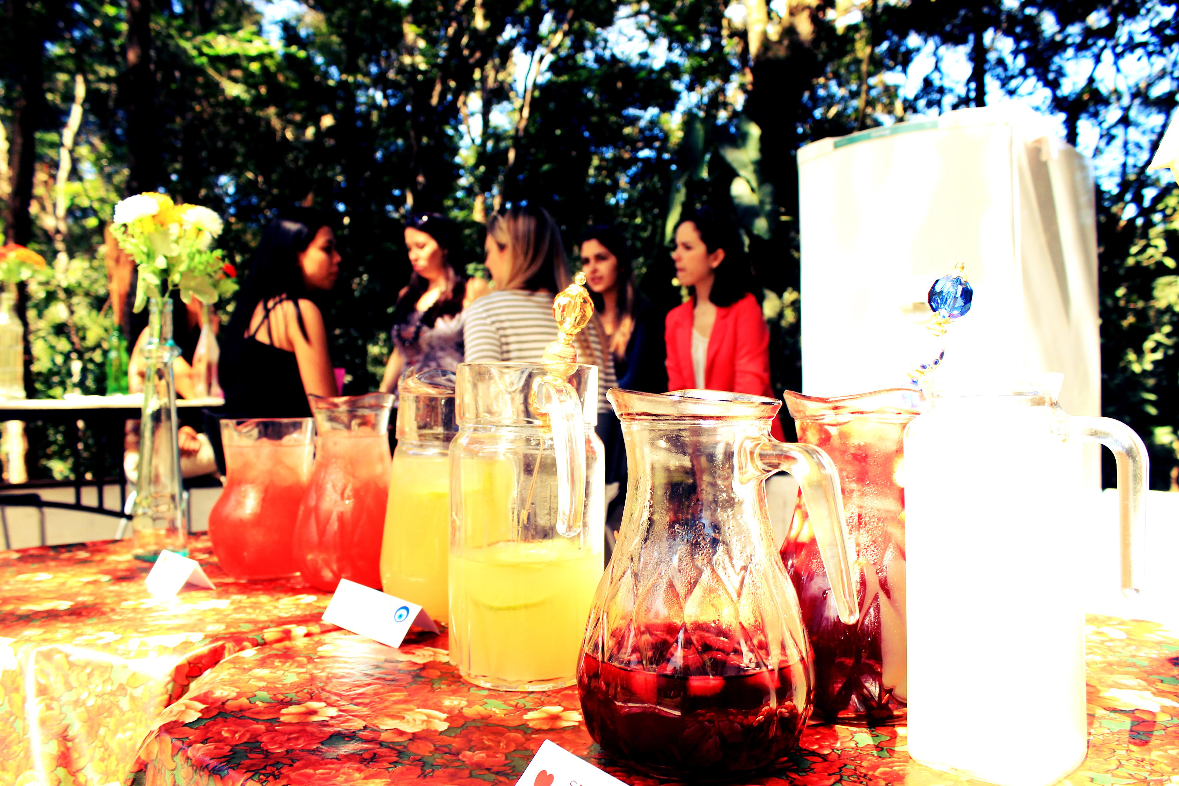 Misturador de drinks:Noiva que Inventa Moda