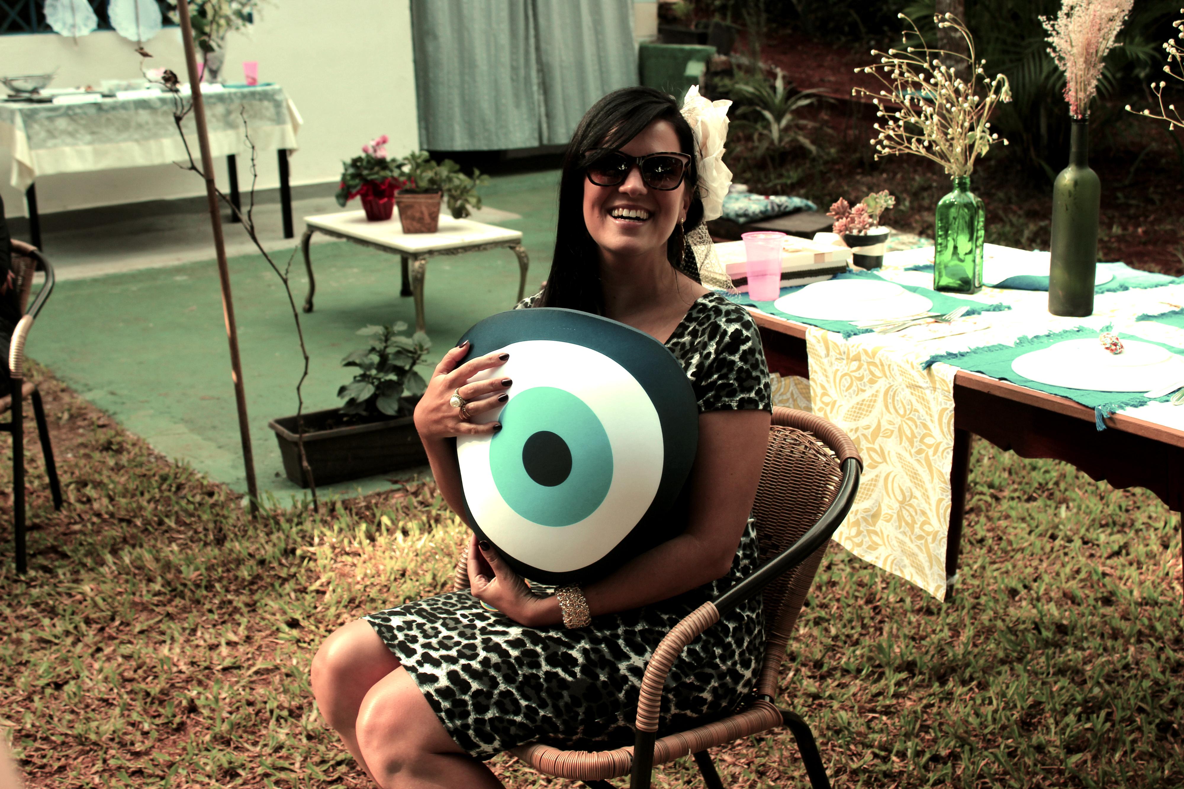 Lulu no Chá de Panela Grego