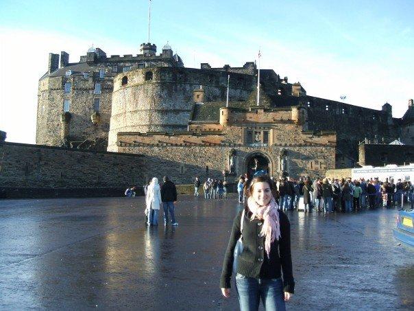 Lulu em Edimburgo