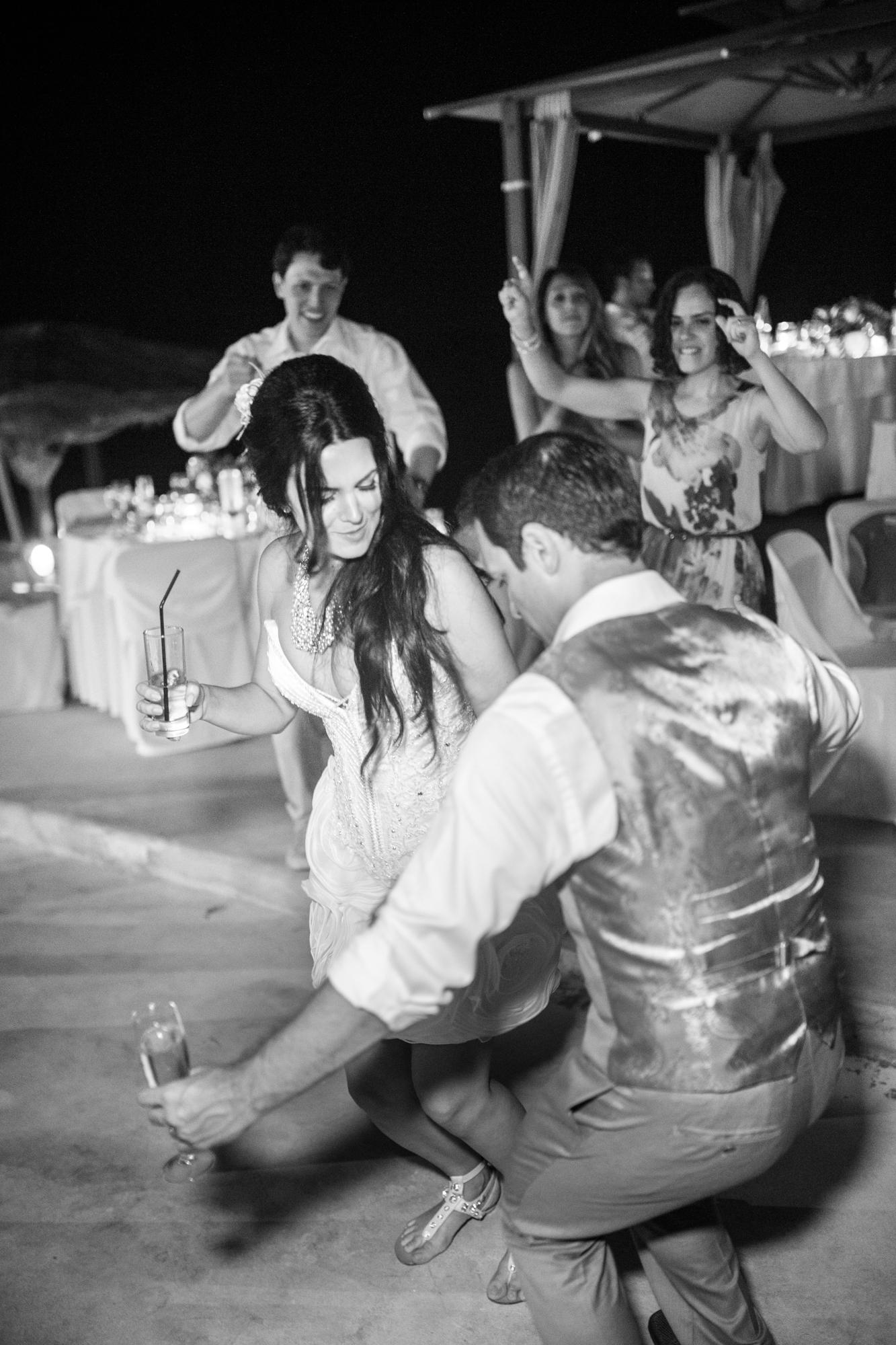 Casamento em Santorini Lulu