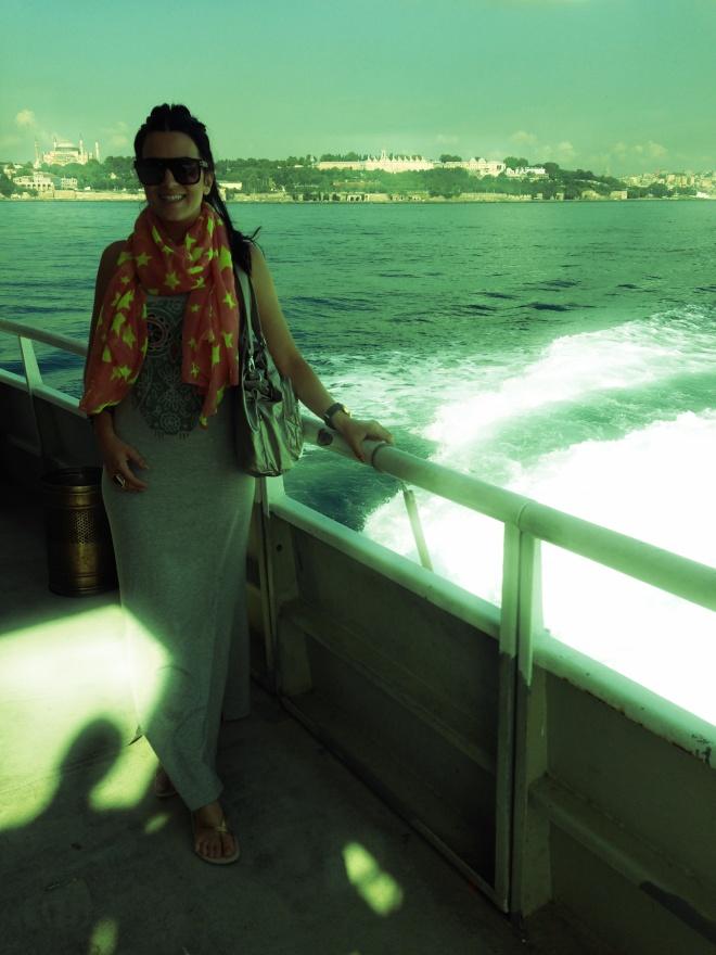 Ferry para Buyukada