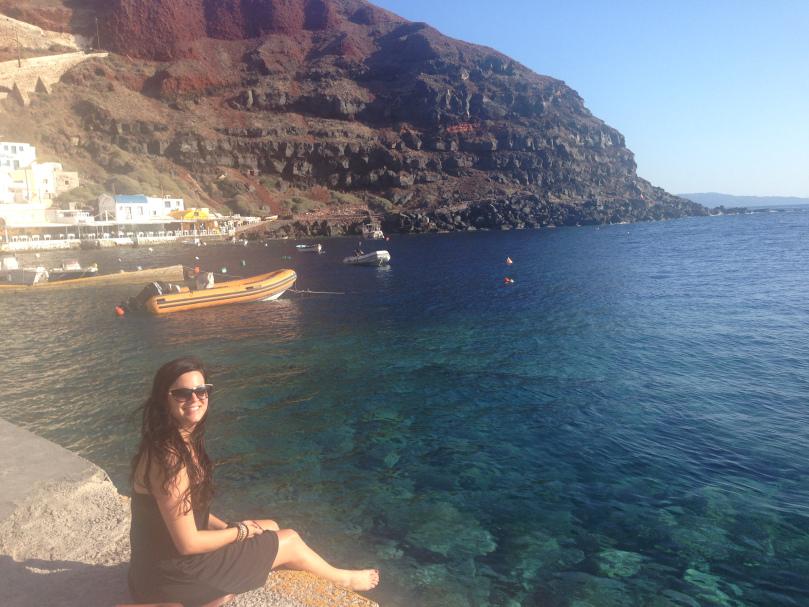 casamento em Santorini lugares