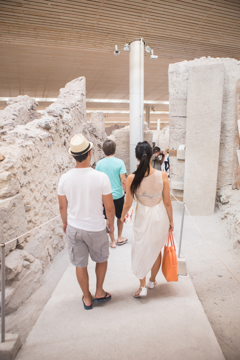 casamento grego em Santorini