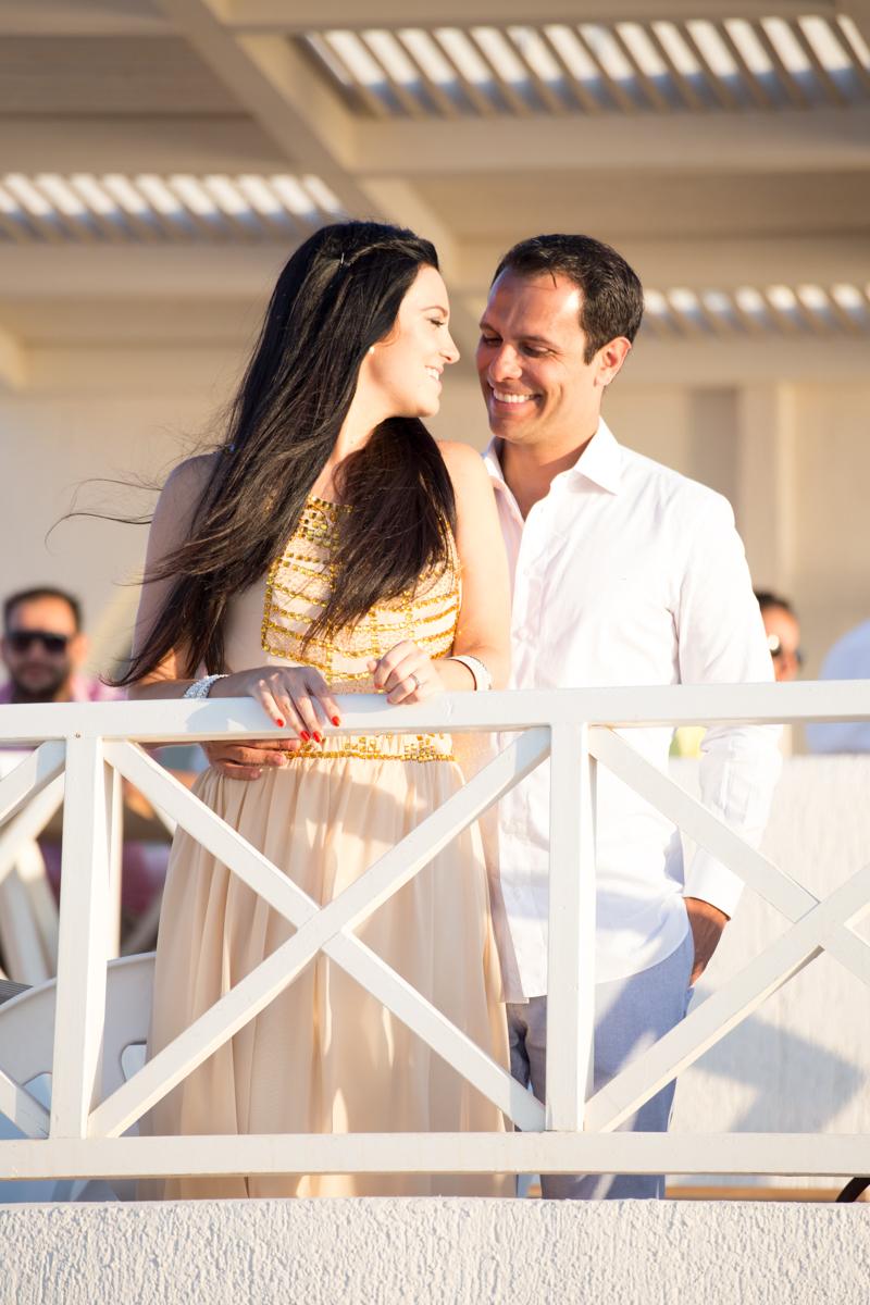 casar em Santorini