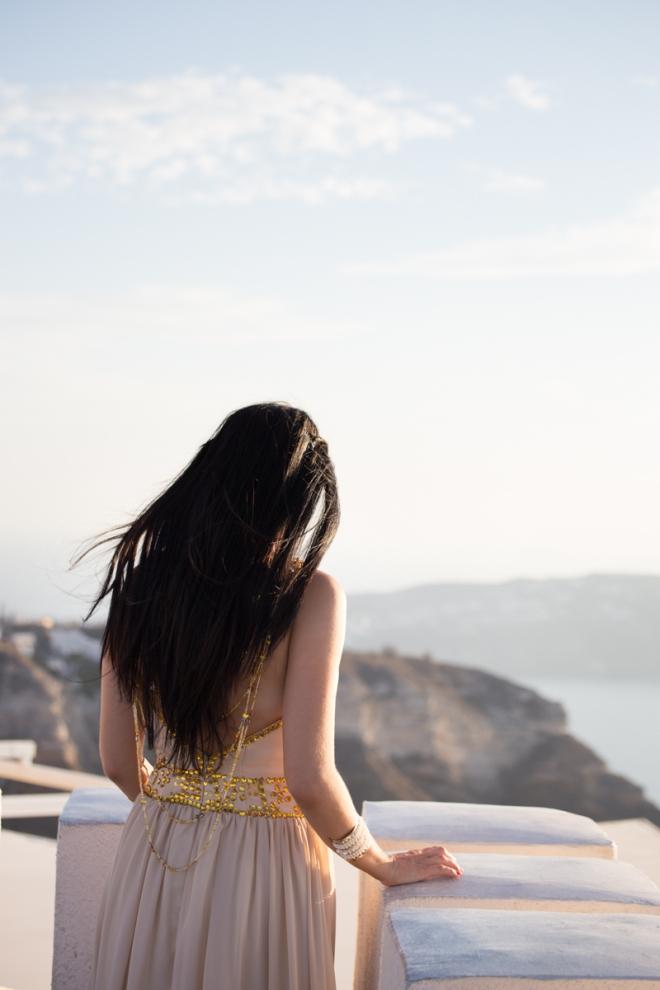 ilha de Santorini dicas