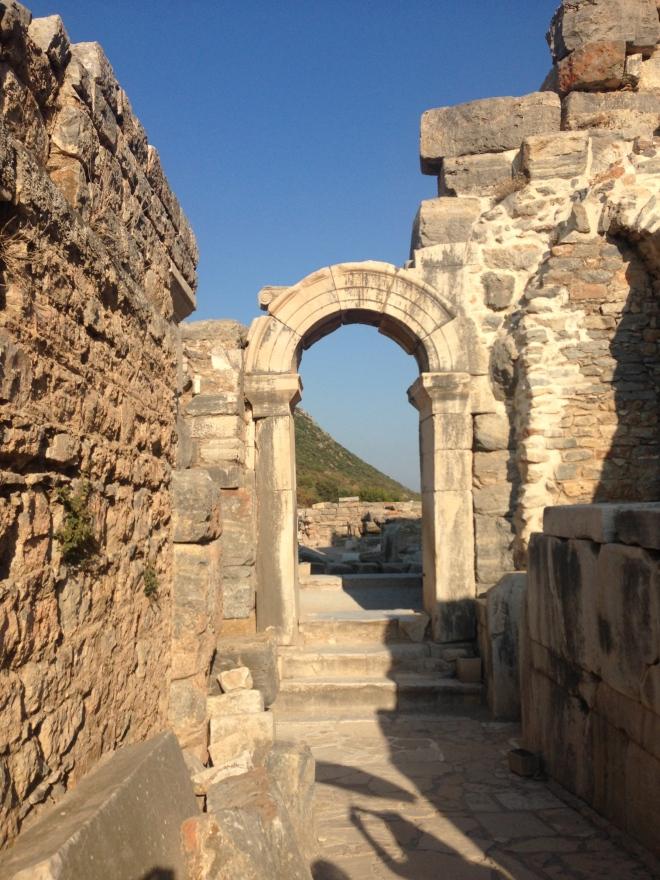 Kusadassi Turquia Ephsesus