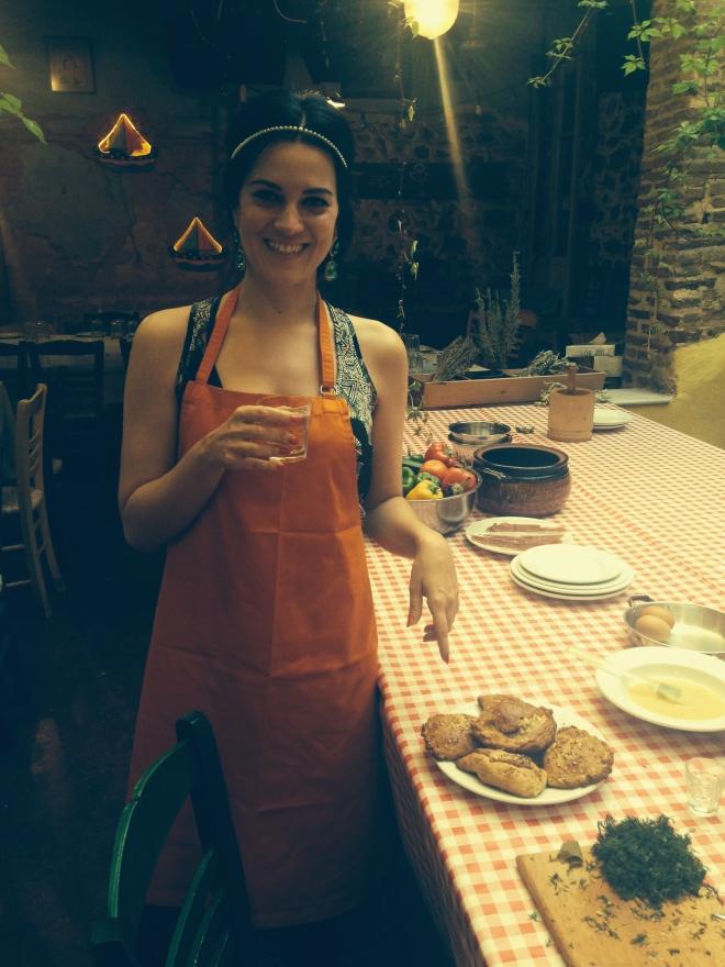 geração Bocejo aula de culinária