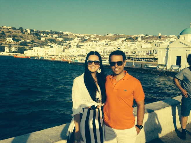 Grécia cruzeiro ilhas gregas Mykonos