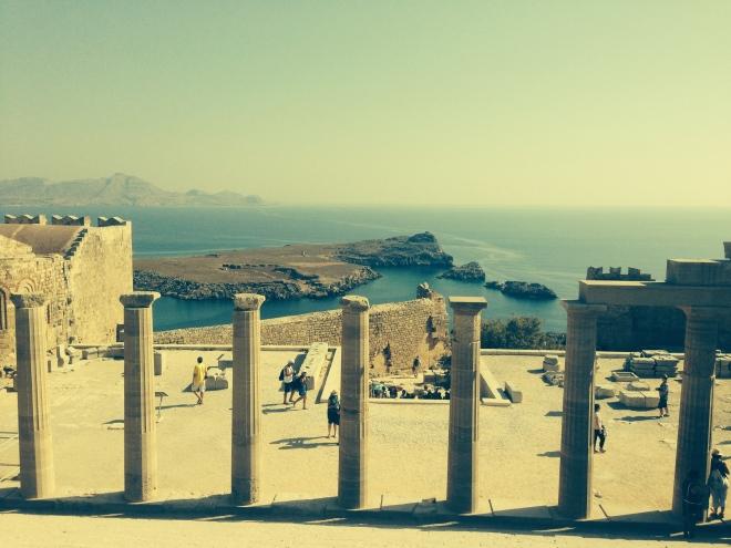 viagem Grécia ilha grega Rodes