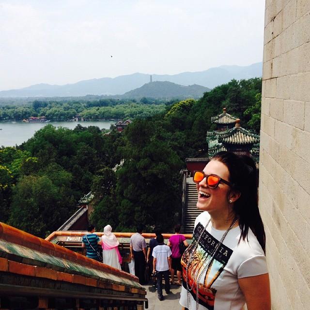 China lulu no pais das maravilhas