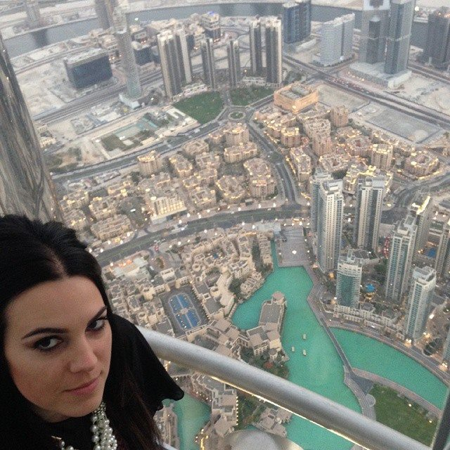 Dubai Burj Khalifa lulu no pais das maravilhas