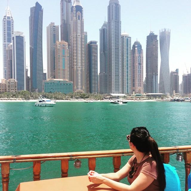Dubai lulu no pais das maravilhas