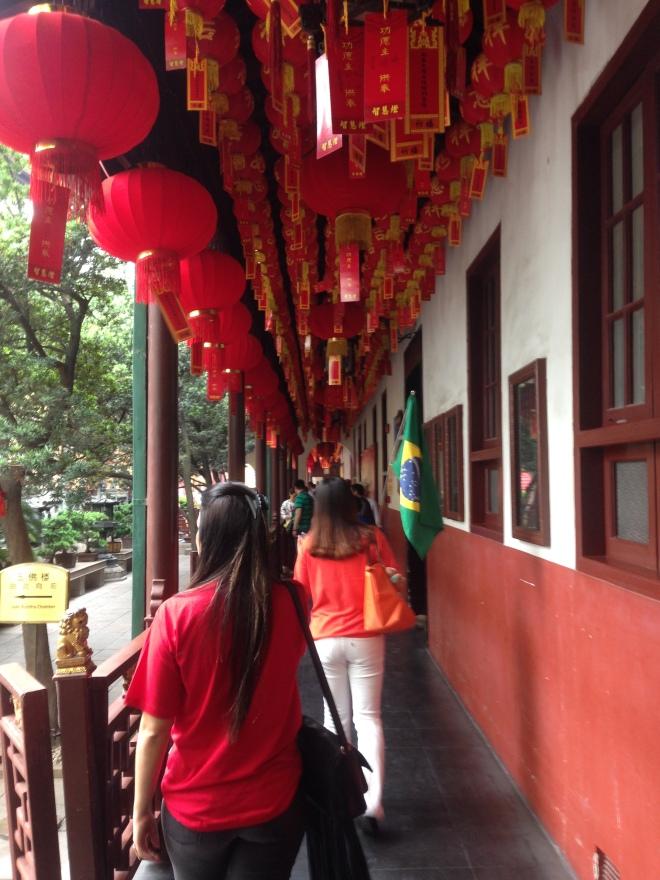 China, Jade Buda templo