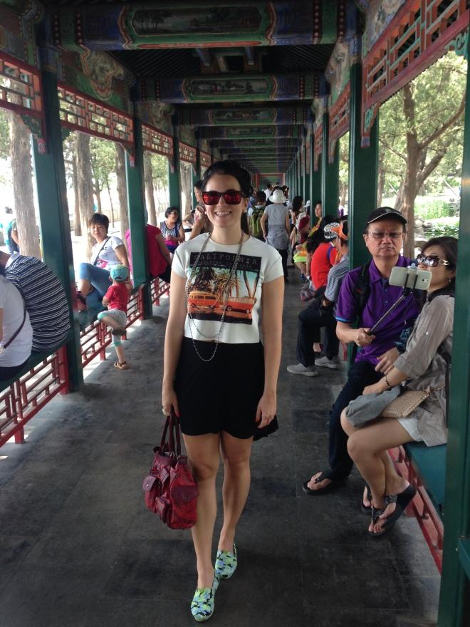 O que vestir na China