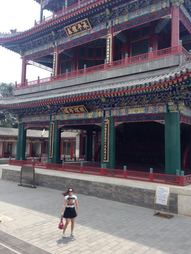 Palácio de Verão, Pequim, China
