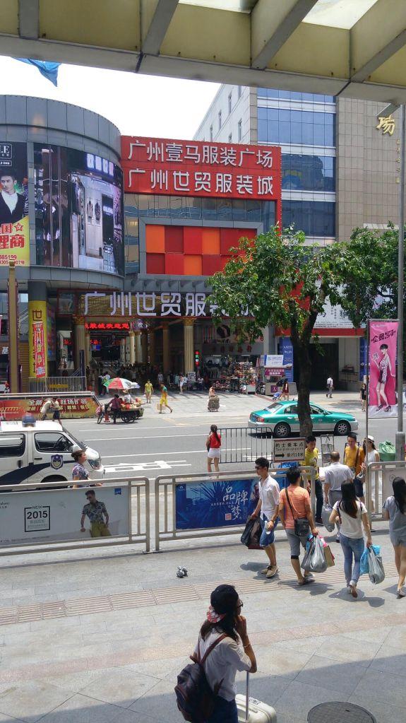 viagem a China