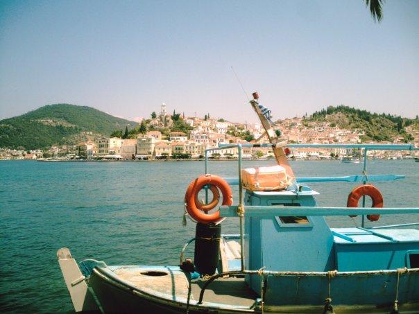 Vida na Grécia ilhas gregas