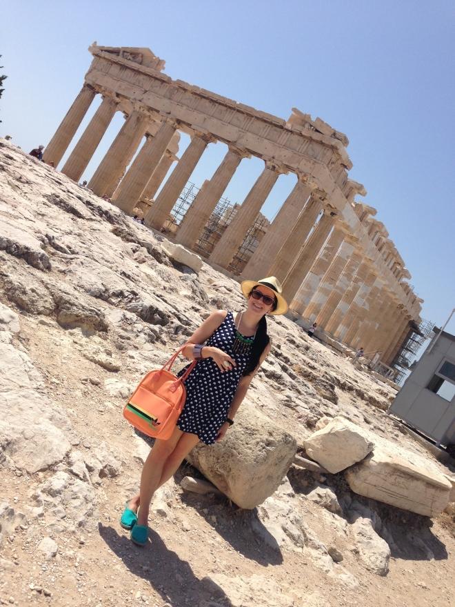 Acropole Atenas