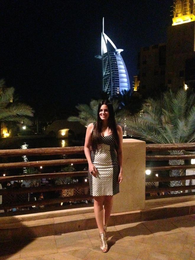 looks para usar em Dubai