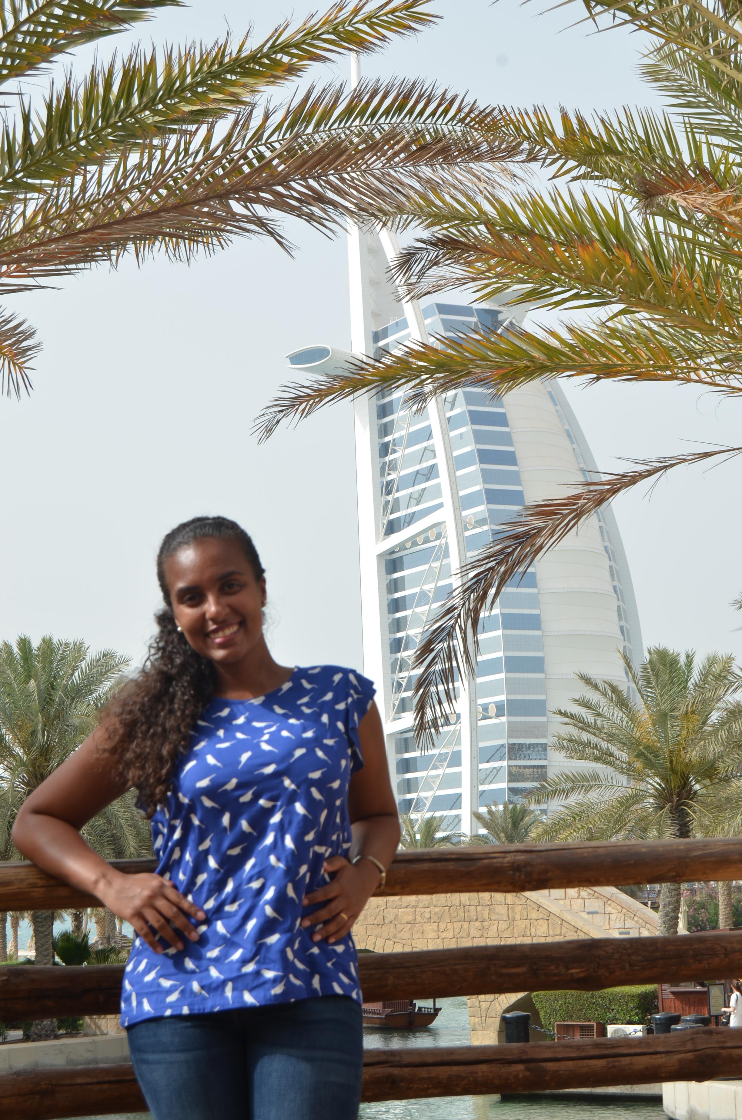 morar em Dubai