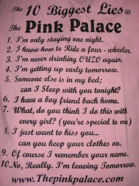 Grécia Corfu Pink palace