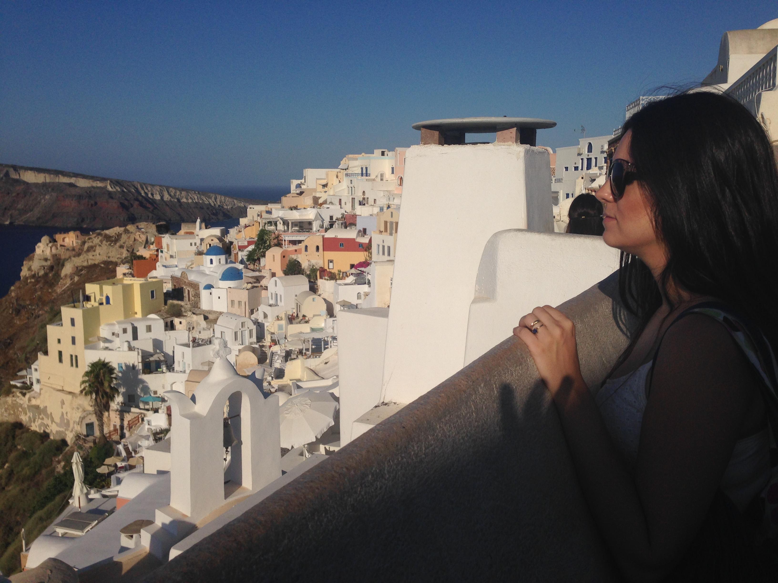o que fazer em Santorini Fira Santorini