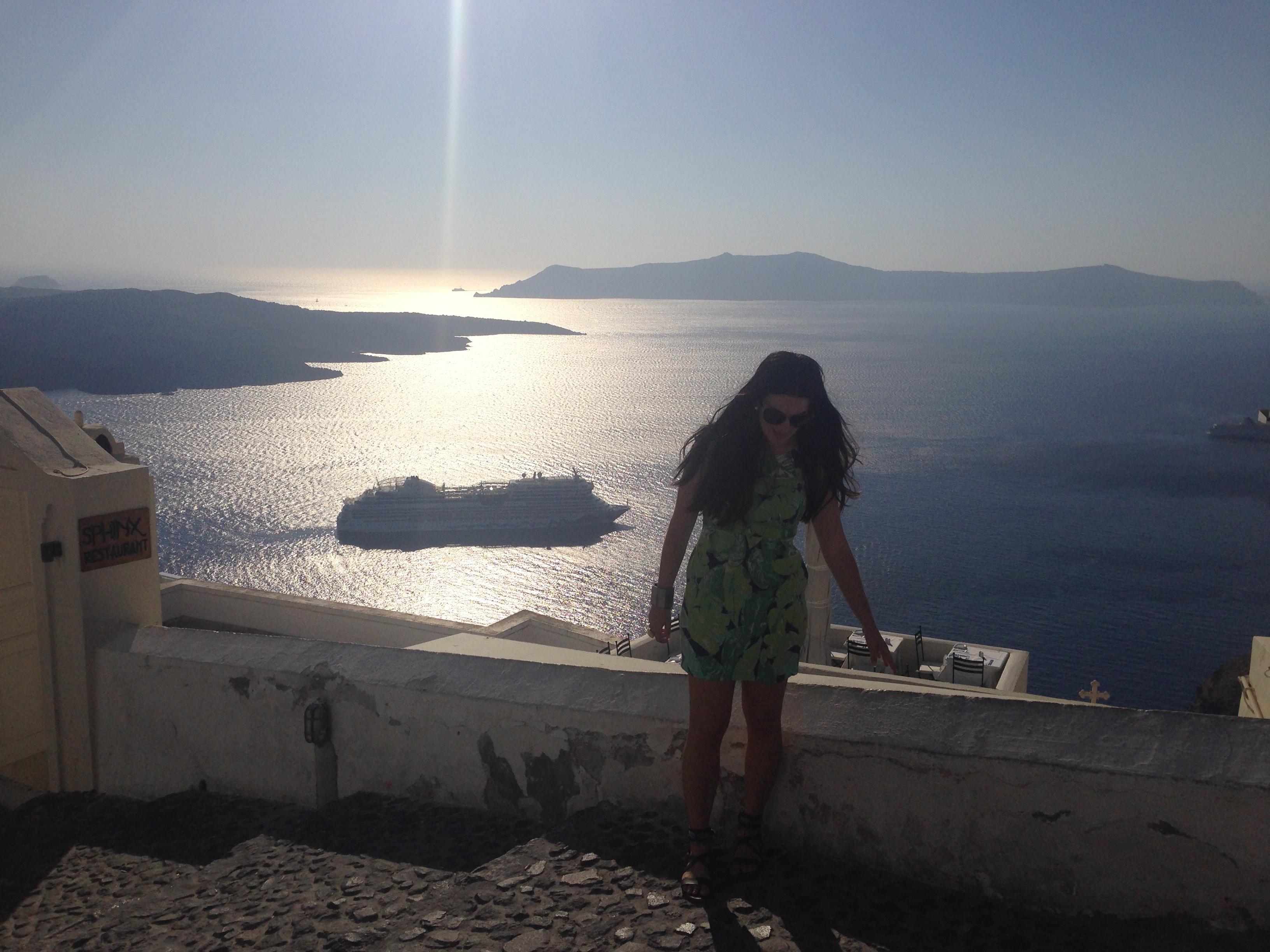 O que fazer em Santorini Fira