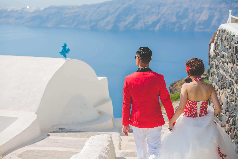 Fotos Casamento em Santorini 13