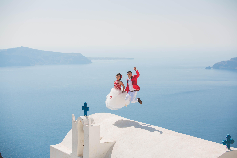 Fotos Casamento em Santorini 18