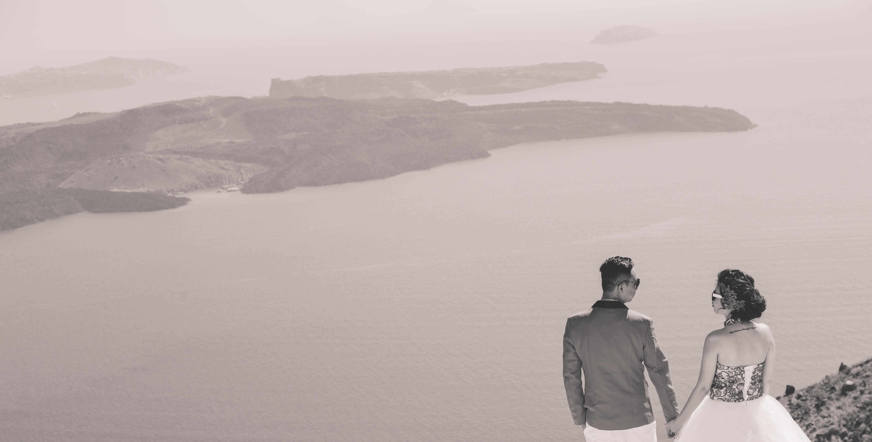 Fotos Casamento em Santorini 19