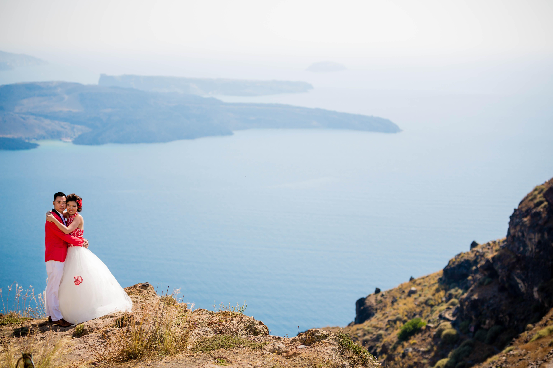 Fotos Casamento em Santorini 23