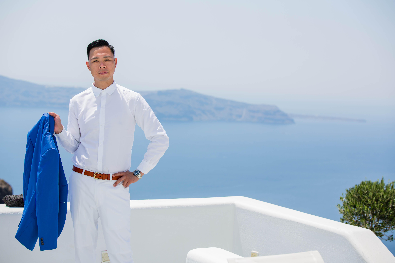 Fotos Casamento em Santorini 3