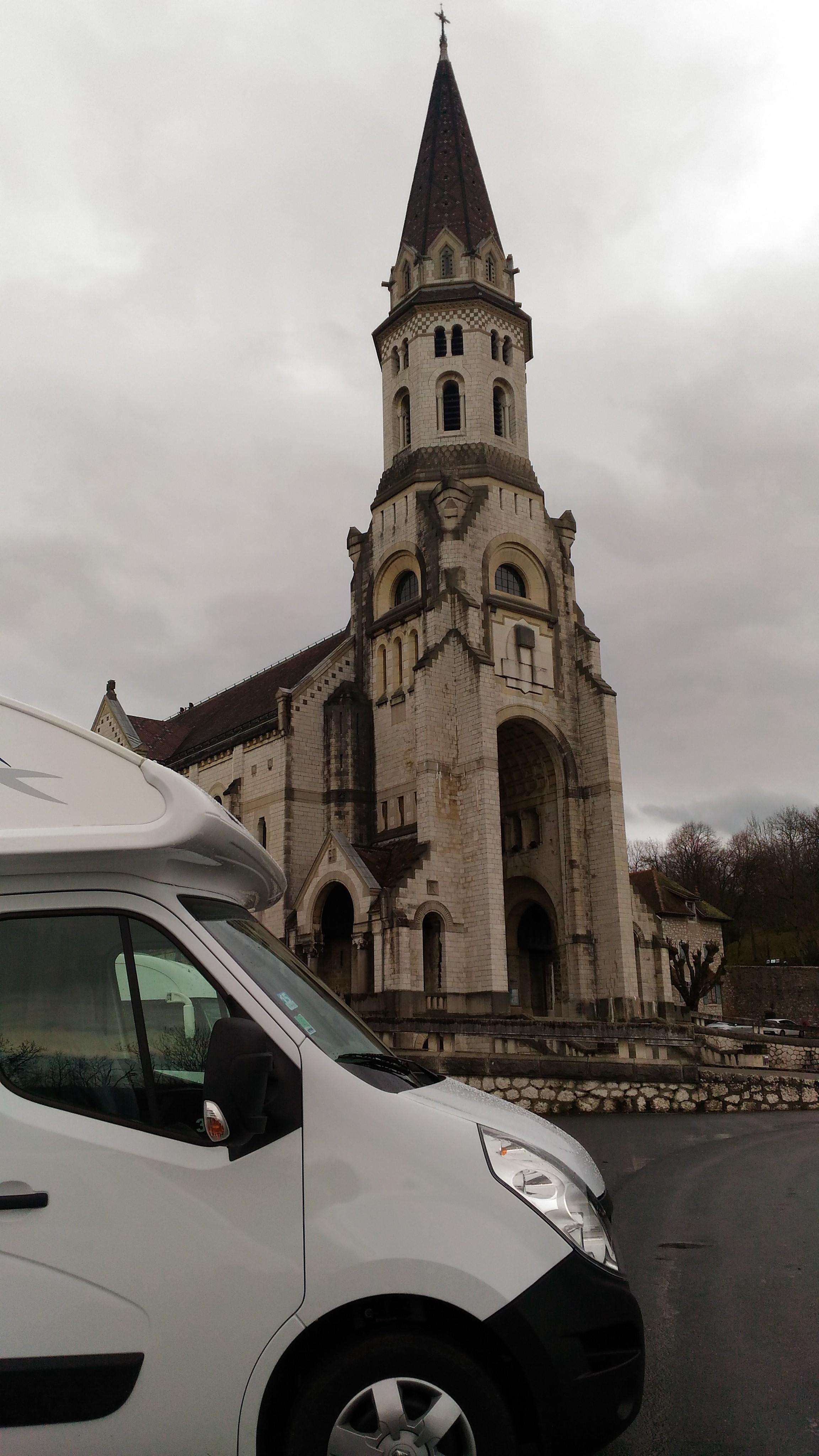viajar motorhome França