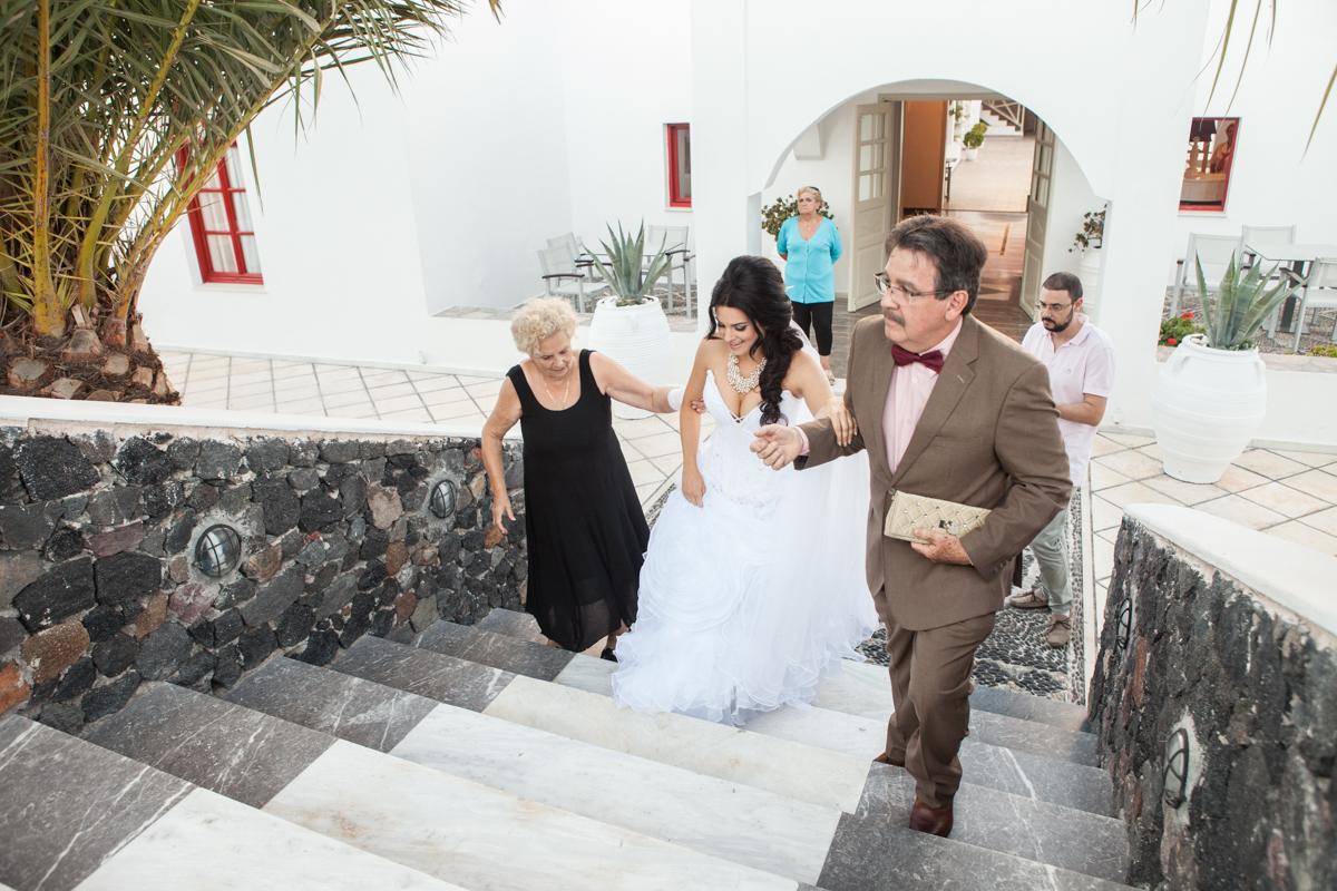 hotéis em Santorini Kalisti Hotel,