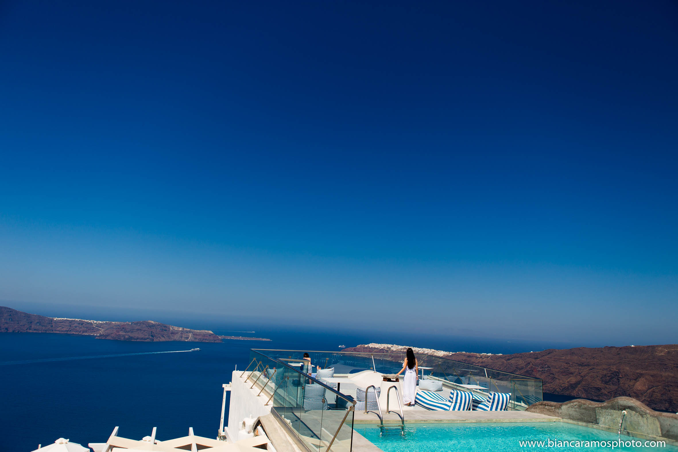 hoteis em Santorini galaxy suites