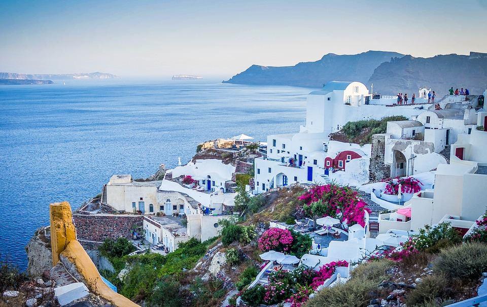 quanto custa viajar para Santorini Grécia