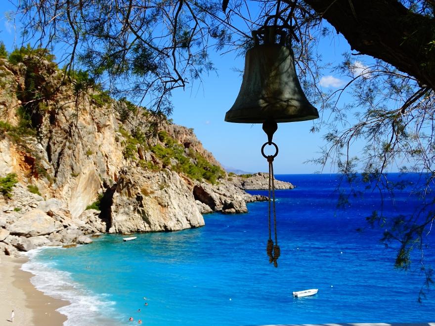 viagem pelas ilhas gregas Karpathos