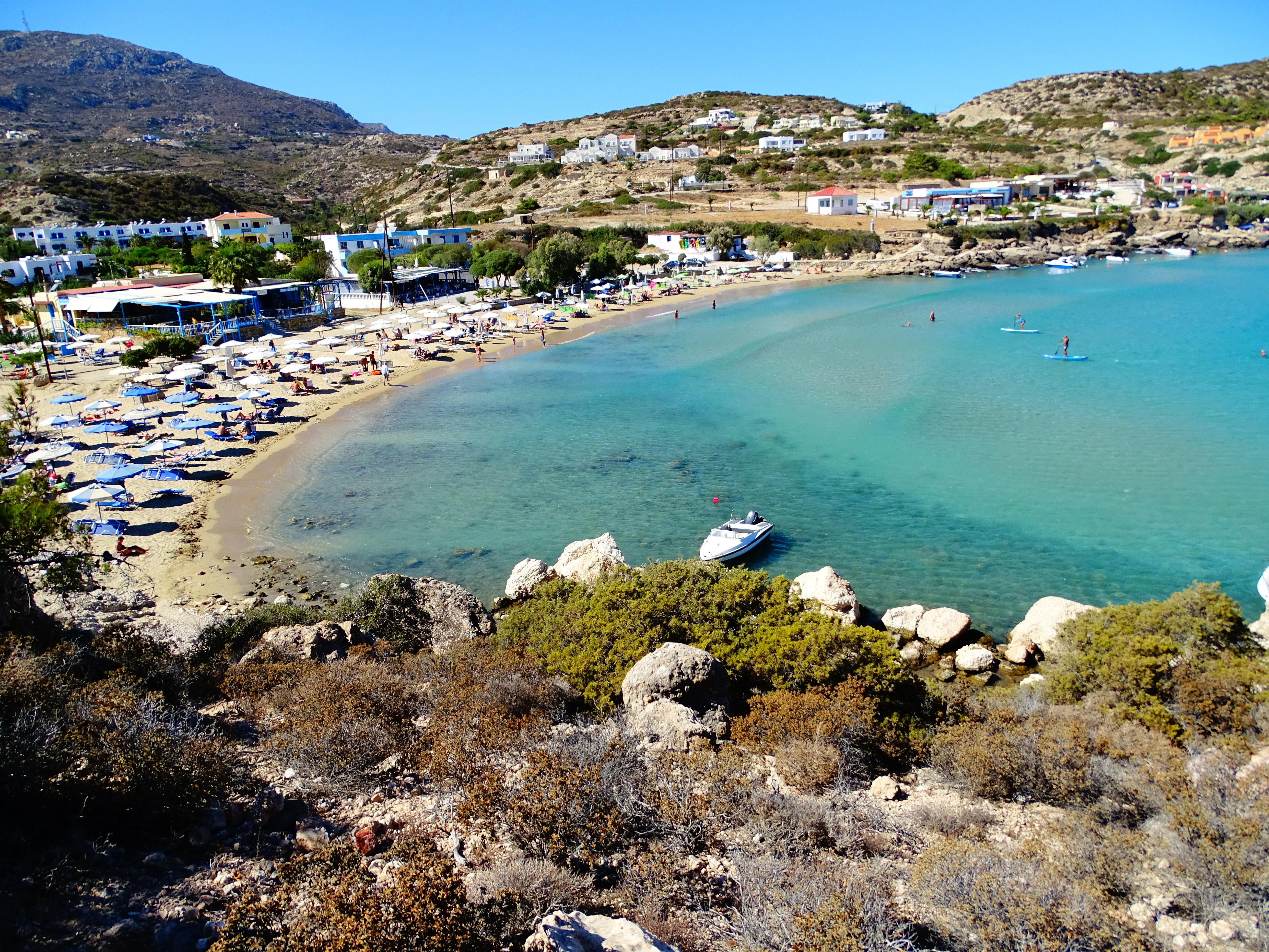 Viagem pelas ilhas gregas: Karpathos