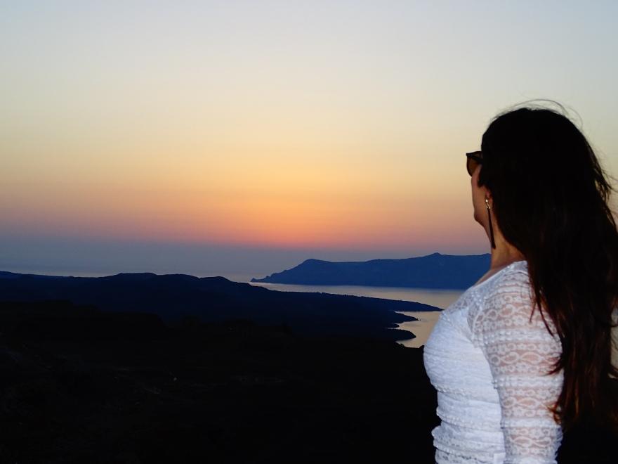 Santorini Lulu Sarantopoulos
